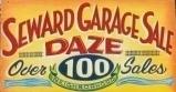 Seward Garage Sale Daze